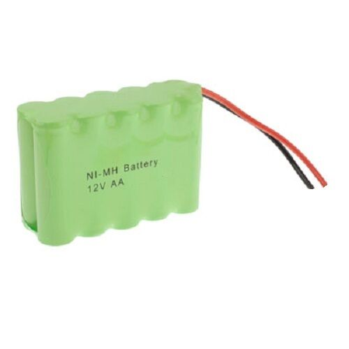 ^ UD Pack Battery 12v 2200mah Capacity Effective Rechargeable 10 Stylus NI-MH