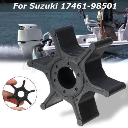 Wasserpumpe Impeller Ersatz für Suzuki 2-8PS Aussenbordmotoren 17461-98501