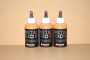Details about 3 Metal Head Paint Markers 2 Oz Yellow Auto Salvage  Industrial Junk Yard Crafts