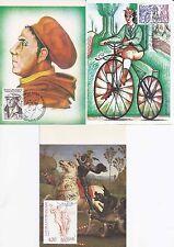 Carte postale Lpt n°1 3cartes