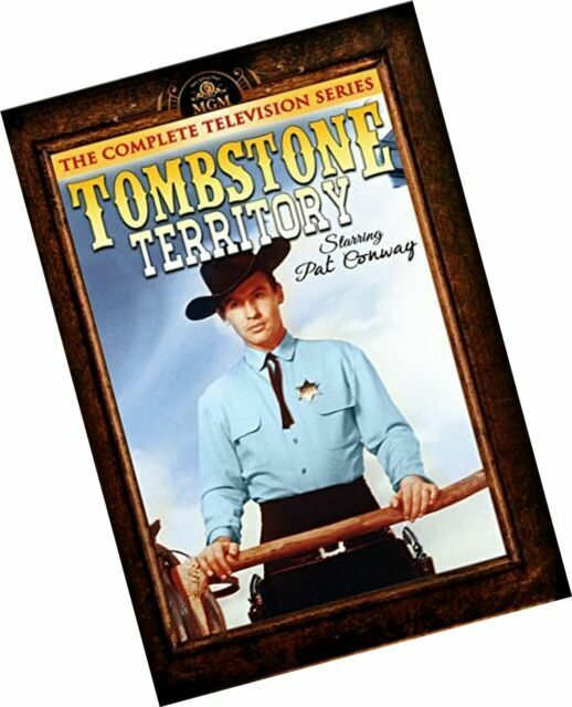 Tombstone Territory The Complete Tv Series Dvd Region1 Discs10 For Sale Online Ebay