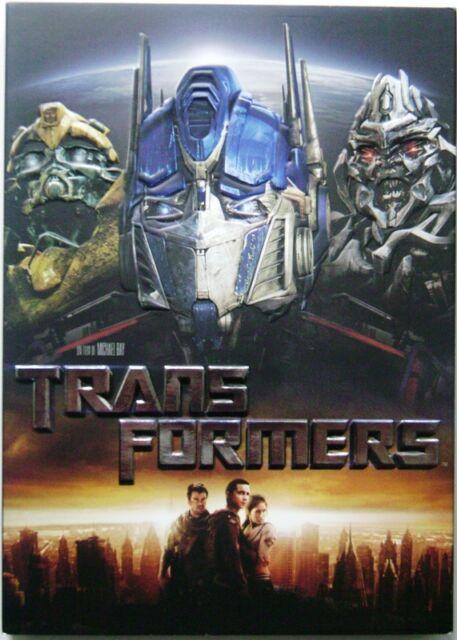 Dvd Transformers - Edizione slipcase di Michael Bay 2003 Usato