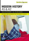 Revision Express AS and A2 Modern History: A-Level Study Guide by Philip Nichols (Paperback, 2008)