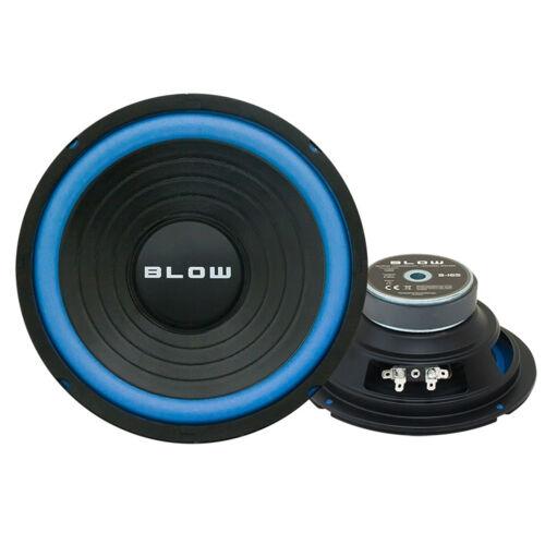 Basslautsprecher Lautsprecher Autolautsprecher B-165 /& B-200 /& B-250 Blow Woofer