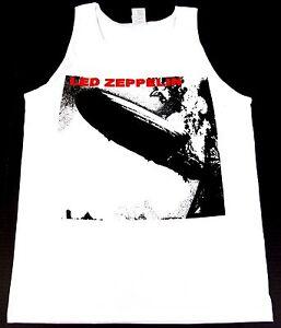 e32b5d14a5db4d LED ZEPPELIN Tank Top T-shirt Plant Page JPJones Bonham Adult Men ...