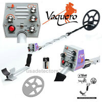 Tesoro Vaquero Metal Detector Powerful With Free Shipping
