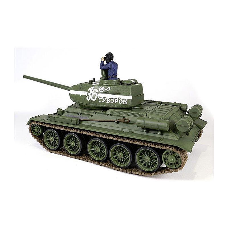 Le FORZE OF VALOR R/C soviet medium tank T-34/85 372002 1:24