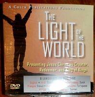 Jesus Christ Light Of The World Audio Cd