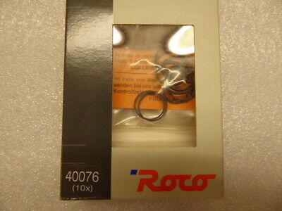 Roco HO Ersatzteil 85618 Haftreifen 10 Stück NEU OVP