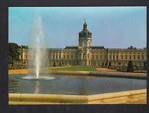 """BERLIN (ALLEMAGNE) CHARLOTTENBURG CASTLE , début 1970 - France - État : Occasion : Objet ayant été utilisé. Consulter la description du vendeur pour avoir plus de détails sur les éventuelles imperfections. Commentaires du vendeur : """"CORRECT"""" - France"""