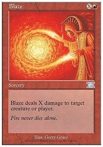 2x-Blaze-Blaze-MTG-MAGIC-6E-Eng-Ita