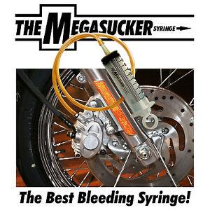 Motorcycle-Brake-Bleeding-Syringe-Motorbike-Fork-Oil-Filling-Gearbox-MEGASUCKER