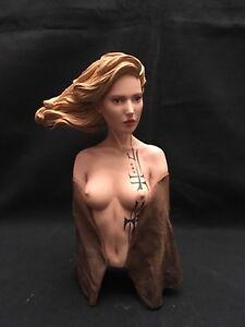 1-4-Resin-Model-Kit-Megan-bust