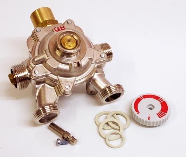 Vaillant Thermocompact & Vcw Válvula de Agua Montaje 011298 Nuevo