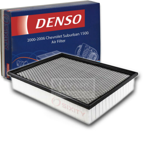 Denso Air Filter for Chevrolet Suburban 1500 5.3L 6.0L V8 2000-2006 Direct oo