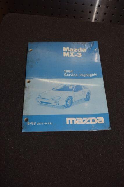New  1994 Mazda Mx