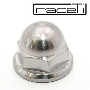M6-Titanium-Dome-Head-Nut-x-1-0-CNC-10mm-socket-gr5-Ti-6Al-4V-ULTRALIGHT-Acorn