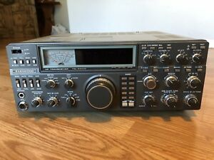 Kenwood-TS-930S-HF-Transceiver-With-Antenna-Tuner-amp-CW-Filter