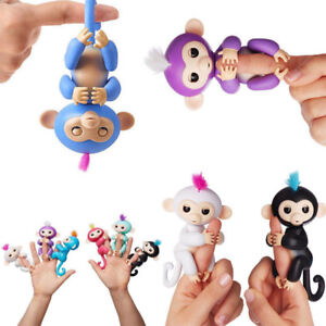 Interactive-Finger-Baby-Monkey-Creative-Toy-Finger-tip-Electronic-Pet-Kids-Gifts