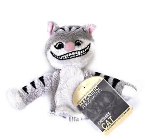 Alice-in-Wonderland-Cheshire-Cat-Fridge-Magnet-amp-Finger-Puppet