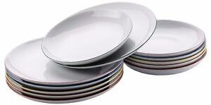 Tafelservice-12-Teile-Arzberg-Cucina-Colori-farblich-sortiert