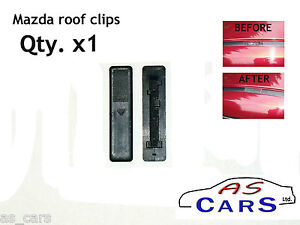 1x Toit Attache Housse - Mazda 2, 3, 5, 6 Diesel Essence - 02-12 Tout Nouveau Y18igslz-08012244-976363342
