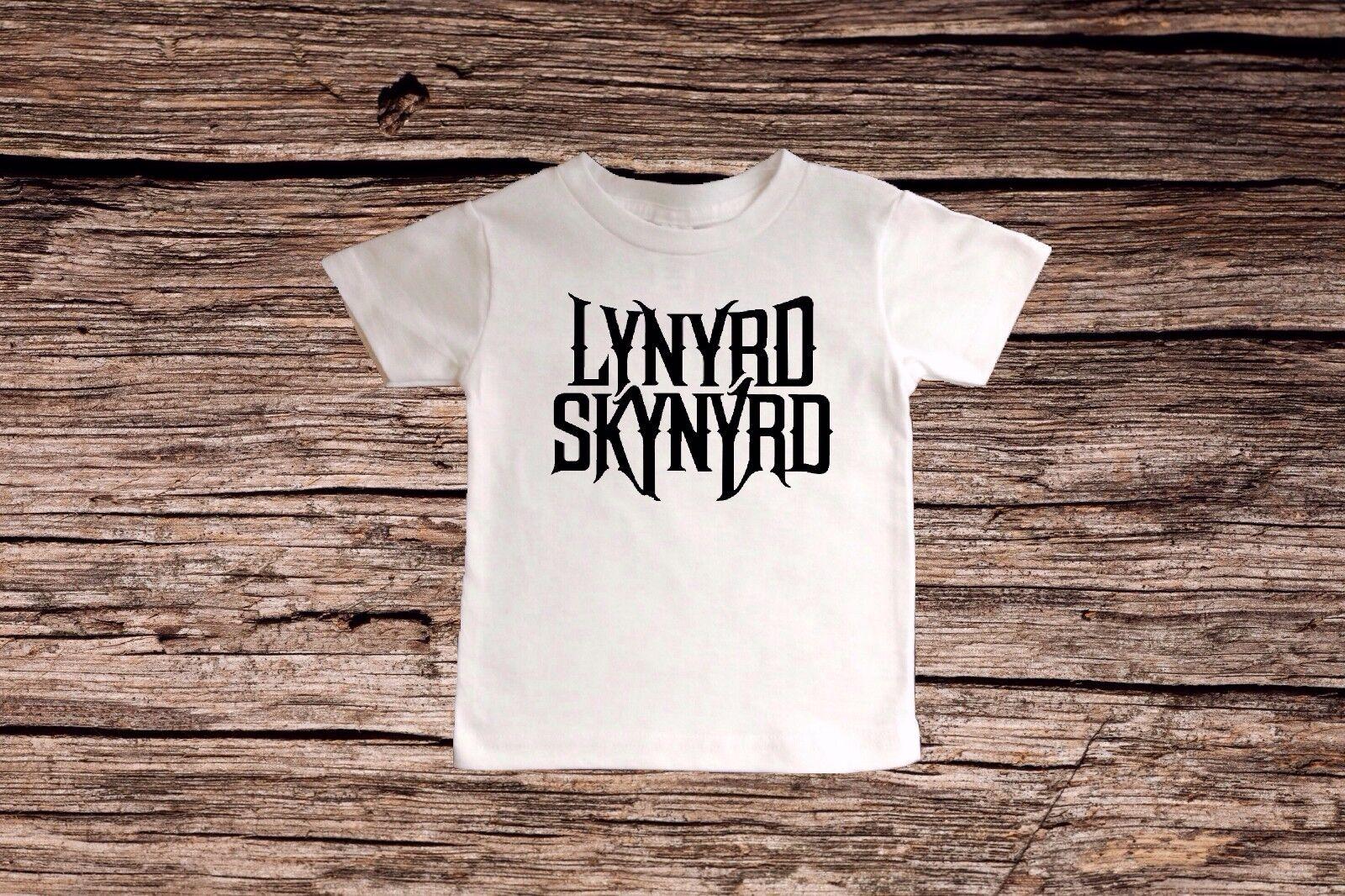 Boys Shirtlynyrd Skynyrd Shirtinfant One Pieceboys T Shirtkids