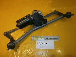Wischergestaenge-mit-Motor-vorne-Peugeot-206-Bosch-0390241360-Nr-5267