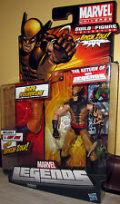 "Marvel Legends 2012 Dark Wolverine 6"" Action Figure Series 2 Arnim Zola Torso"