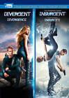 Divergent/Insurgent (DVD, 2016, Canadian)