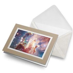 Greetings-Card-Biege-Space-Nebula-Galaxy-Sci-Fi-2371