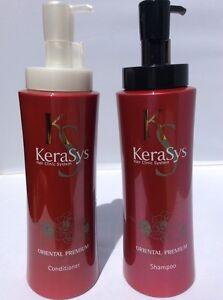 Aekyung-Kerasys-Oriental-premium-Shampoo-amp-Conditioner-600ml-Each-free-sample