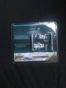 LED Torch Bright White Keyring Emergency Camping Walking Mini Night Light Gift