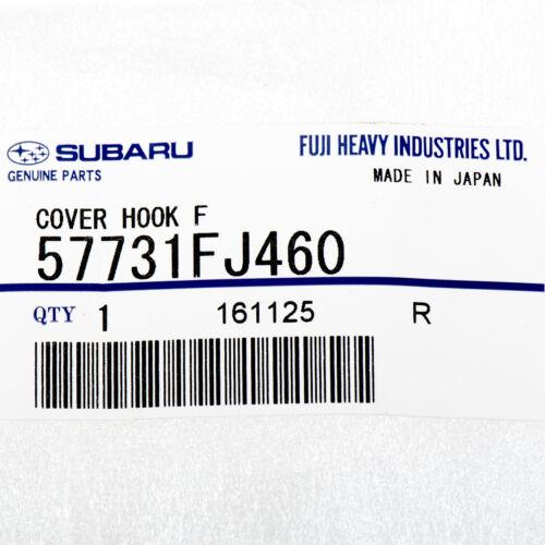 OEM 2016-2017 Subaru Crosstrek Front Tow Hook Bumper Cover NEW 57731FJ460