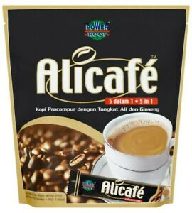 NEW-PACK-Alicafe-Tongkat-Ali-Ginseng-20-sac-x-30-g-Halal-Coffee-FREE-SHIPPING