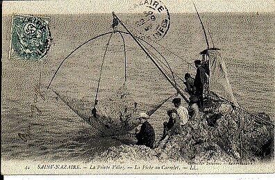 (S-54392) FRANCE - 44 - ST NAZAIRE CPA        L.L. ed. 25d652
