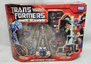 Takara Tomy Transformers: Trans Protanning Optimus Prime en mode balayage et mode Terre 4904810785873