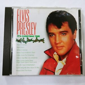 Elvis Presley Christmas Music.Details About Elvis Presley Its Christmas Time Christmas Music Cd