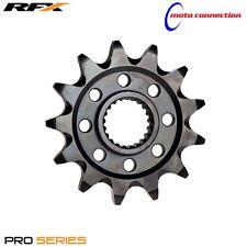 RFX Pro Serie Negro Zinc frente Piñón 13T Honda CRF450 CRF450X 2002 - 2016