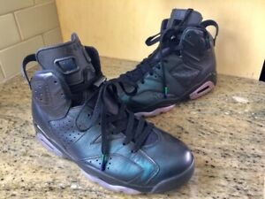 dd9078cbd1c056 Nike Air JORDAN Retro 6 VI CHAMELEON All Star 907961-015 MEN SIZE 10 ...