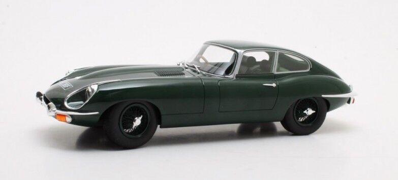 Cult Models CLTL046.2 - Jaguar Type E série II verde métallisé - 1968  1 18