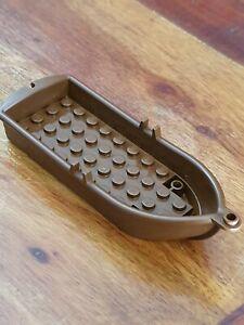 LEGO-Set-6289-Bateau-de-Pirates-Barque-ref-2551-Boat-5-x-14-x-2
