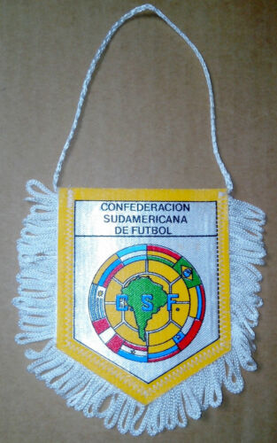 Fanion Confederacion Sudamerican de Futbol - football