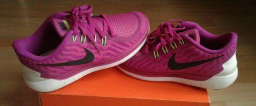 para Nike Free mujer Running tamaño 4 entrenadores Nuevos wqU5EIq