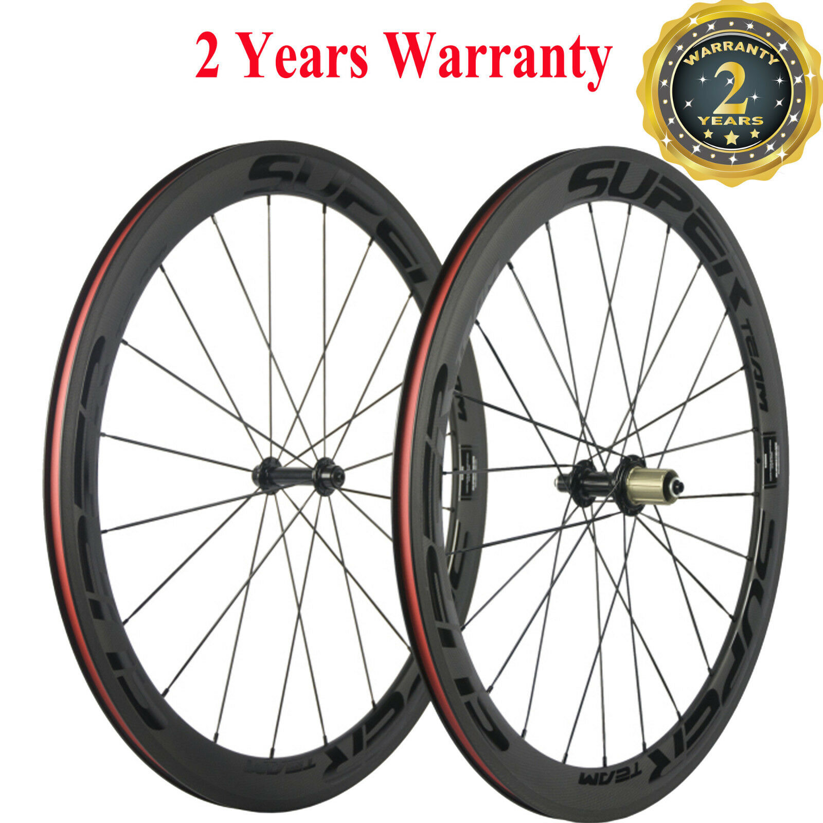 50mm Bike  Wheelset Carbon Clincher Wheels Road Bike Race Wheel 700C Bicycle R13  professional integrated online shopping mall