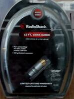 Radio Shack Technology Plus™ Coax Cable - 12 Foot - Brand In Package