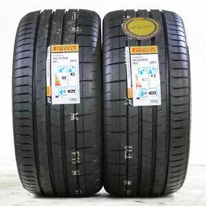 2-x-Pirelli-P-Zero-4-265-35-ZR20-95Y-N1-Sommerreifen-NEU