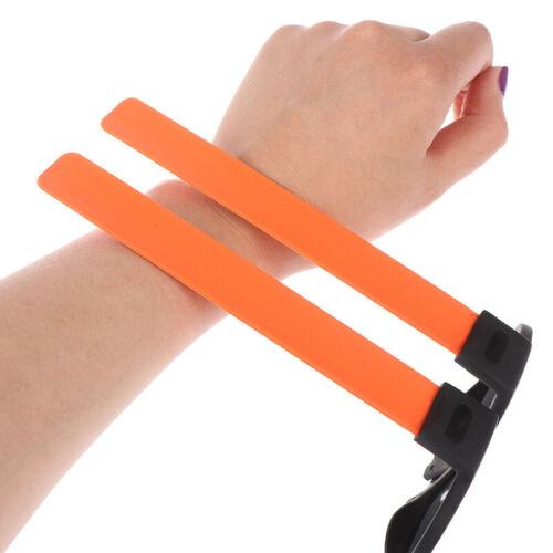 1 Pcs Polarized Folding Sunglasses UV400 Slap Sport Foldable Wristband Shad-JT