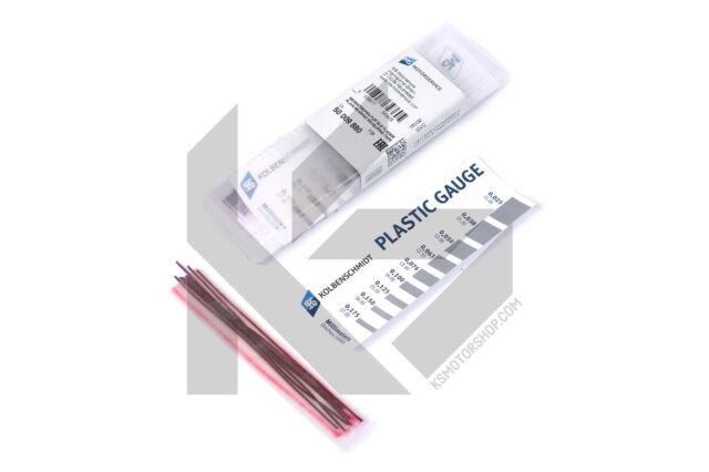 50009880 KS Plastic Gauge Messstreifen für Gleitlager Plastigage Meßstreifen