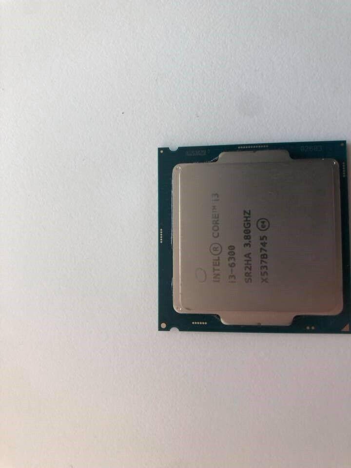 i3-6300 processor, intel, i3-6300 processor